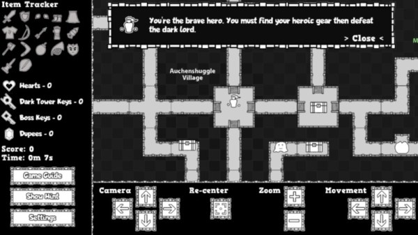 dungeon randomizer