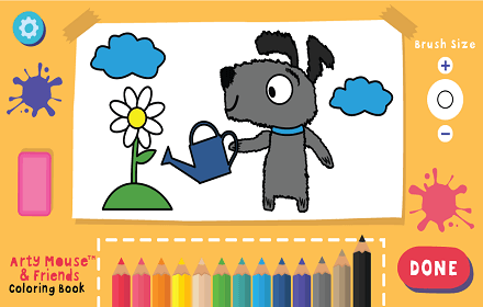 Coloring book featured image
