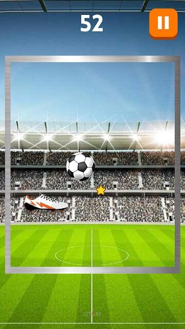 Football Juggling Game 2