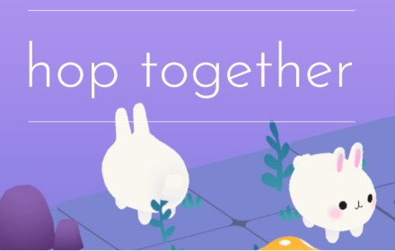 hop together