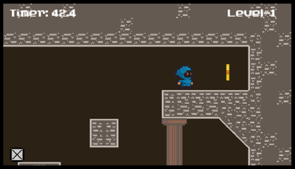 Platform Adventure Game Play