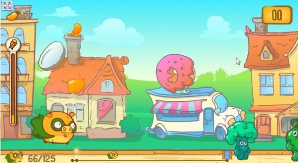 mango mango piggy vs bad veggies