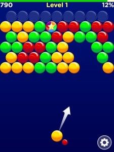 match-3 puzzle shooter 1