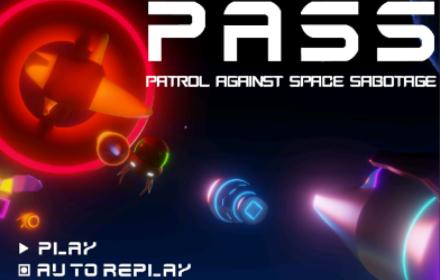 Patrol Against Space Sabotage