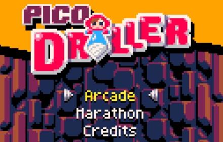 Pico driller