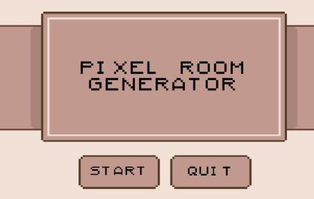 pixel room generator