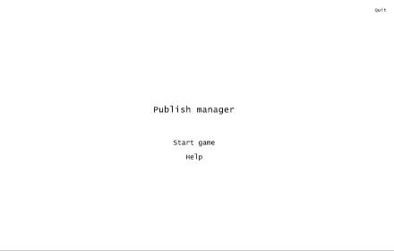 Publish Manager