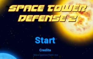 Space Tower Defense