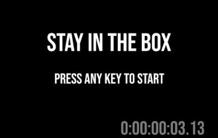 Stay in the Box