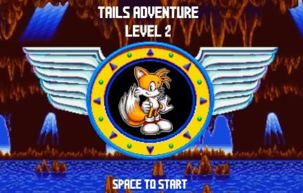Tails Adventure - Level 2