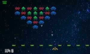 test invaders