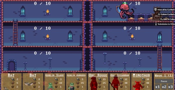 Untitled Dungeon Game