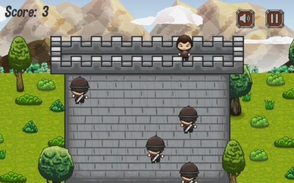 Wall Defender