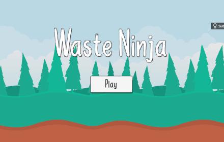 Waste Ninja