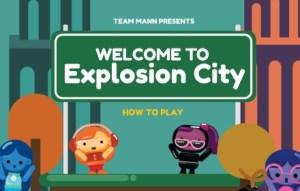 Explosion City