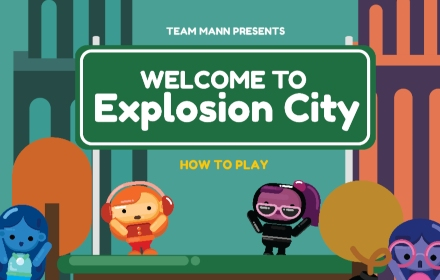 Explosion City