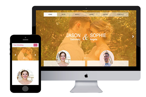 Your Wedding Free Bootstrap Themes