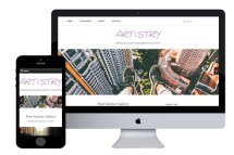 Artistry Free Reponsive Html5 Template