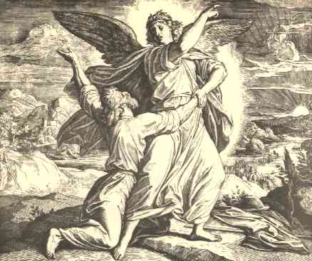 """Image result for """"I will not let thee go, except thou bless me."""""""