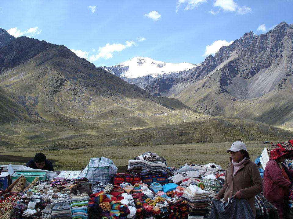 Pictures Of La Raya Peru