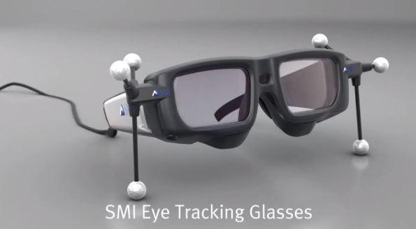 smi eye tracking glasses