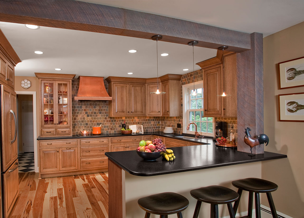 Rustic Kitchens Designs & Remodeling   HTRenovations on Kitchen Remodeling Ideas Pictures  id=82758