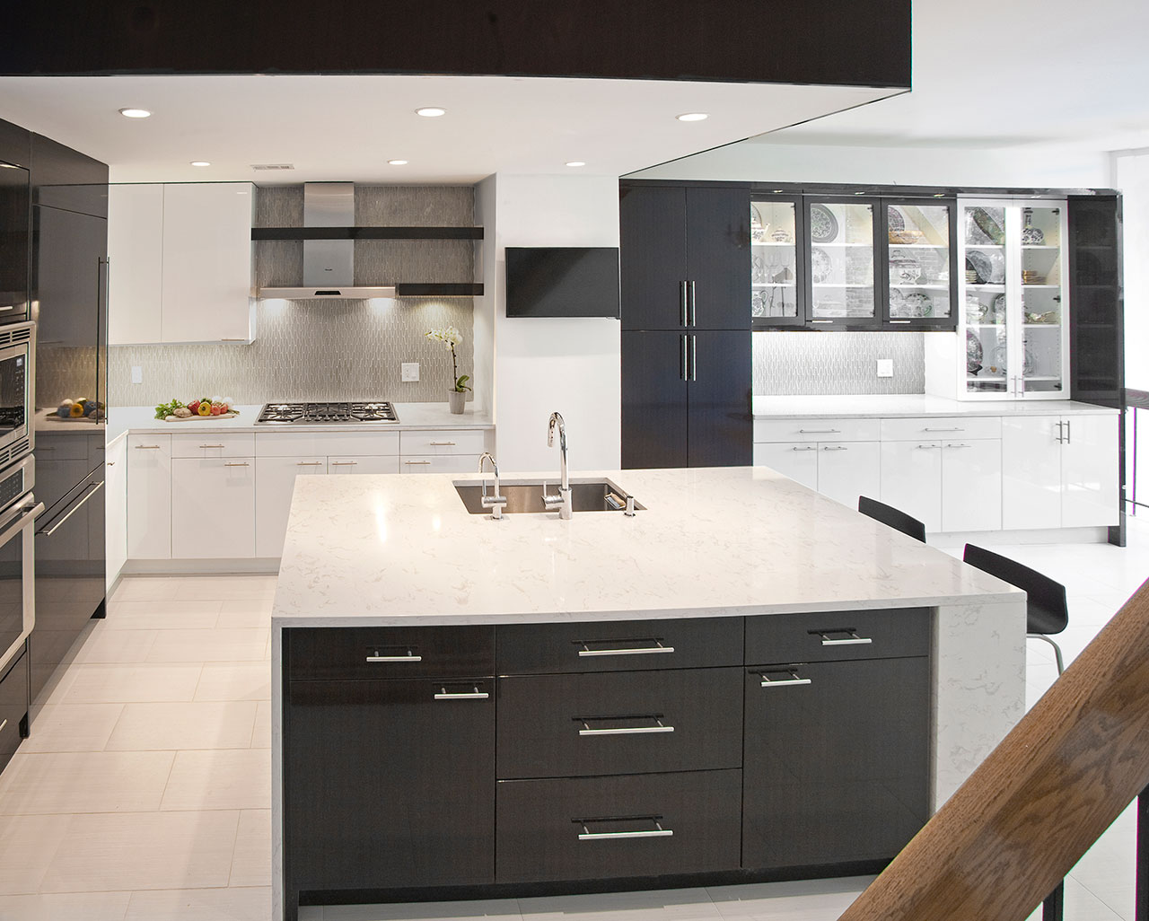 Contemporary Kitchens Designs | Greater Phila. Area ... on Modern Kitchen Design Ideas  id=14805