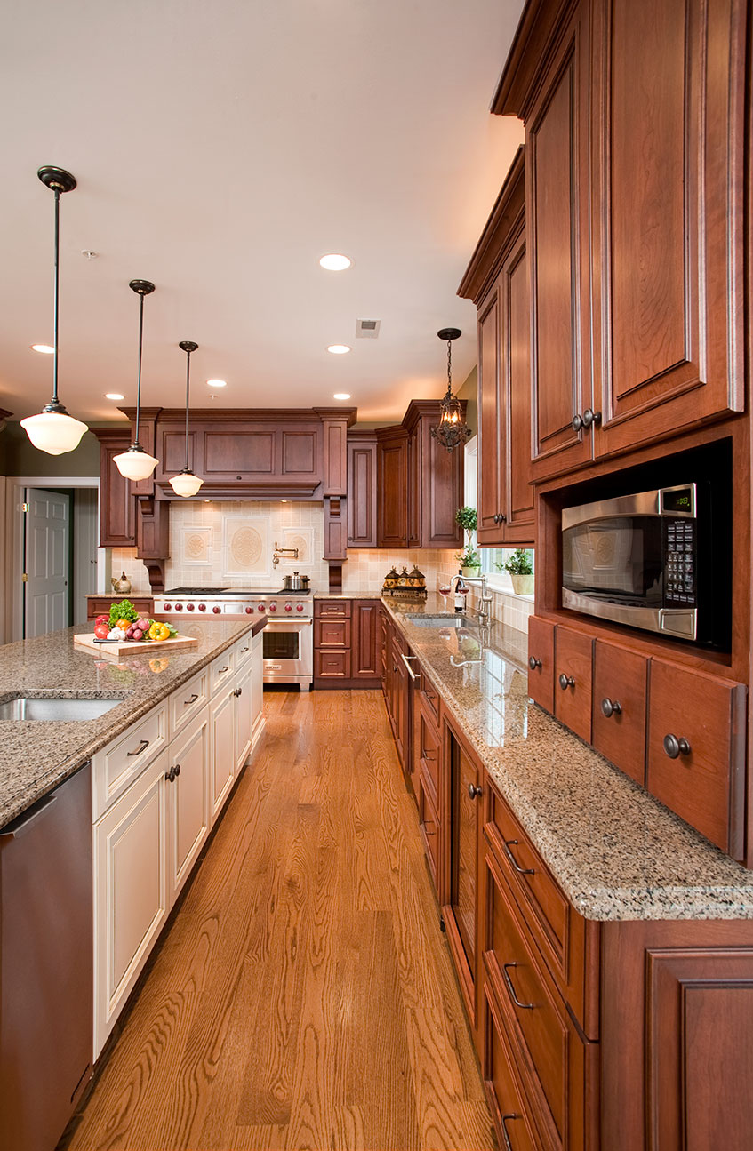 Traditional Kitchens Designs & Remodeling | HTRenovations on Traditional Kitchen Decor  id=36937