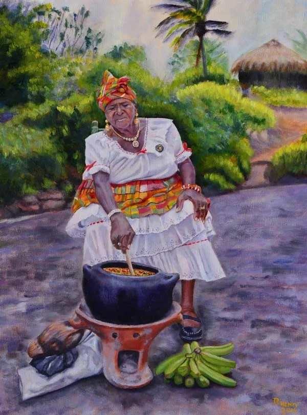'One Pot' - Ron Henry