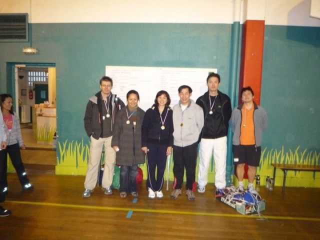 Album - Photos-Badminton-2011