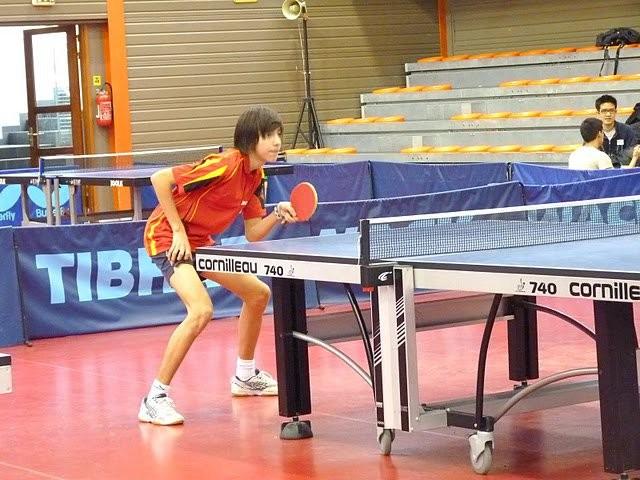 Tournoi de Tennis de Table 2011