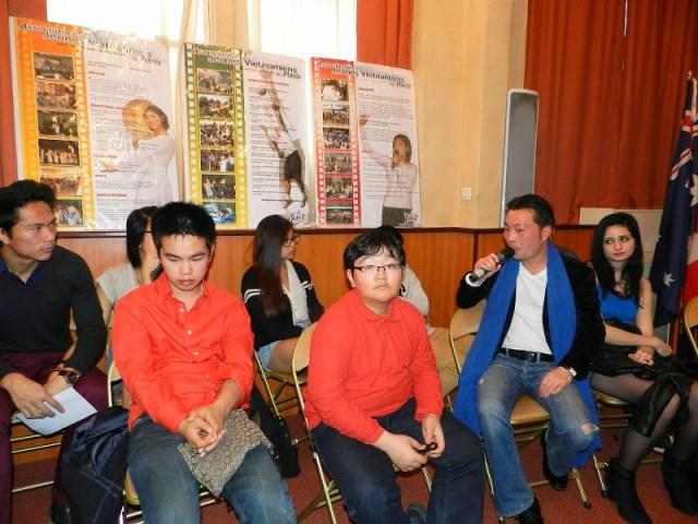 Table Ronde Le Vietnam et Moi