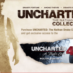 The Uncharted trilogy is coming to PS4