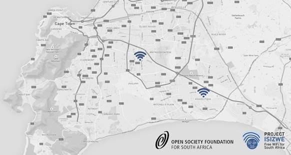 Taxi commuters in Gugulethu and Khayelitsha get free WiFi htxtafrica