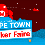 Win a set of double tickets to the first Cape Town Maker Faire