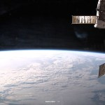 The International Space Station live-streams its view of the Earth