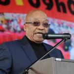 Zuma studying interim free higher education report