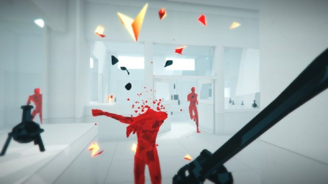 SUPERHOT VR PS4 Review