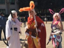 Poke-cosplay is a thing already. OK?
