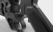 3D Printed Batman v Superman Dawn of Justice Grenade launcher Pic 4 htxt.africa