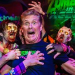 David Hasselhoff is pretty much the perfect star for Call of Duty: Zombies in Spaceland