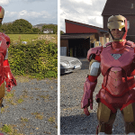 Free files to 3D print yourself a complete Iron Man suit