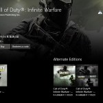 Windows Store version of Call of Duty: Infinite Warfare doesn't play with Steam
