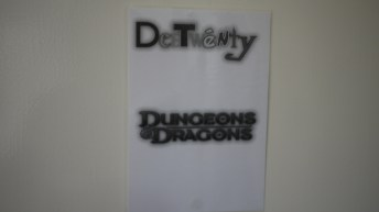 The Dungeon filled with Dragons. They're quite nice people actually.