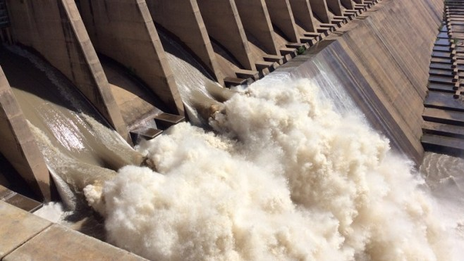 Vaal Dam water restrictions