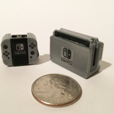 3D Print Tiny Nintendo Switch htxt.africa Pic 3