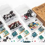 This Arduino Education Kit will help teach kids the joy of making