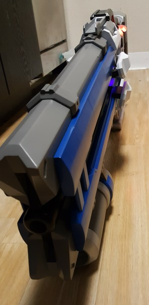 Overwatch Sodier 76 Pulse Rifle 3D Print Pic 4