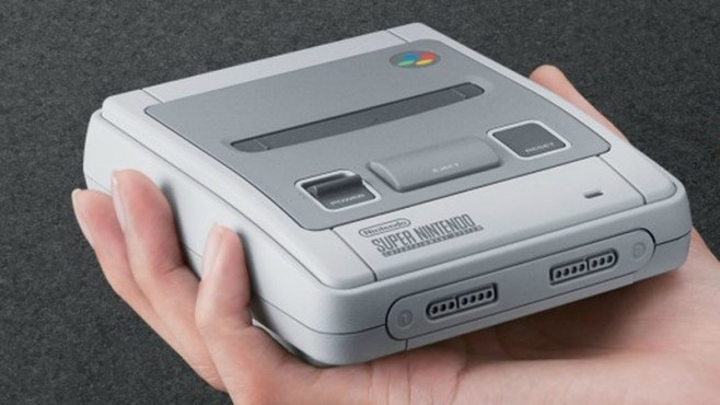 SNES Mini Classic Arrives in September