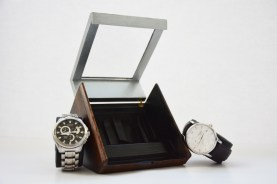 3D Printed Watch Case Box Pic 1